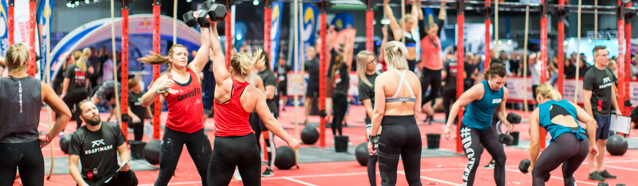 Fitnessfestivalen Throwdown