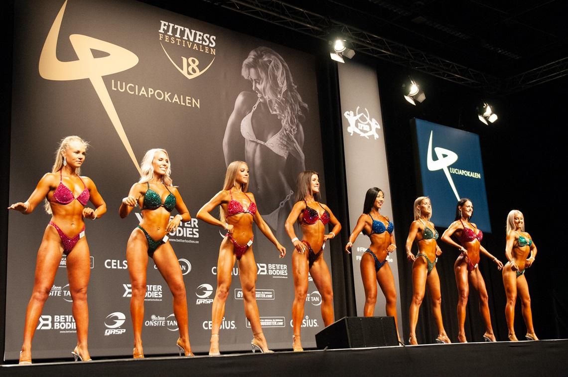 body fitness tävlingar 2019